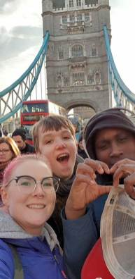 Tower Bridge visit