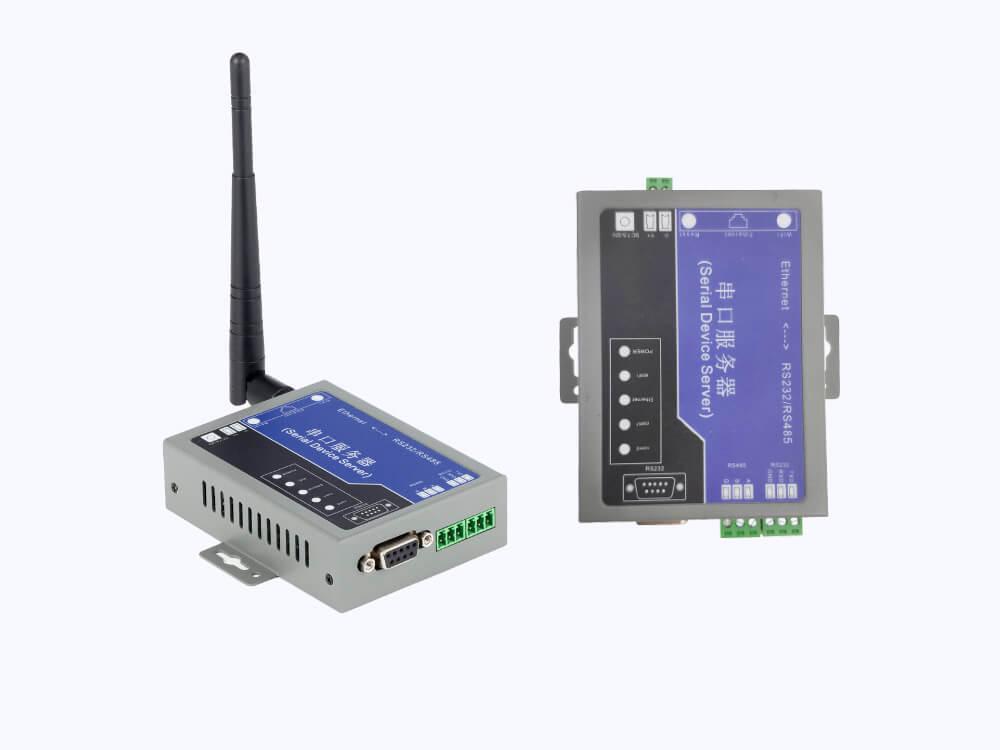 Serial to Ethernet Modem