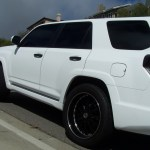 4runner In Hexis Matte White