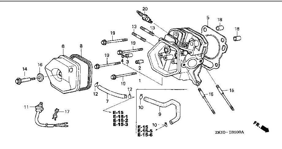 Stihl Ms 390 Parts Diagram