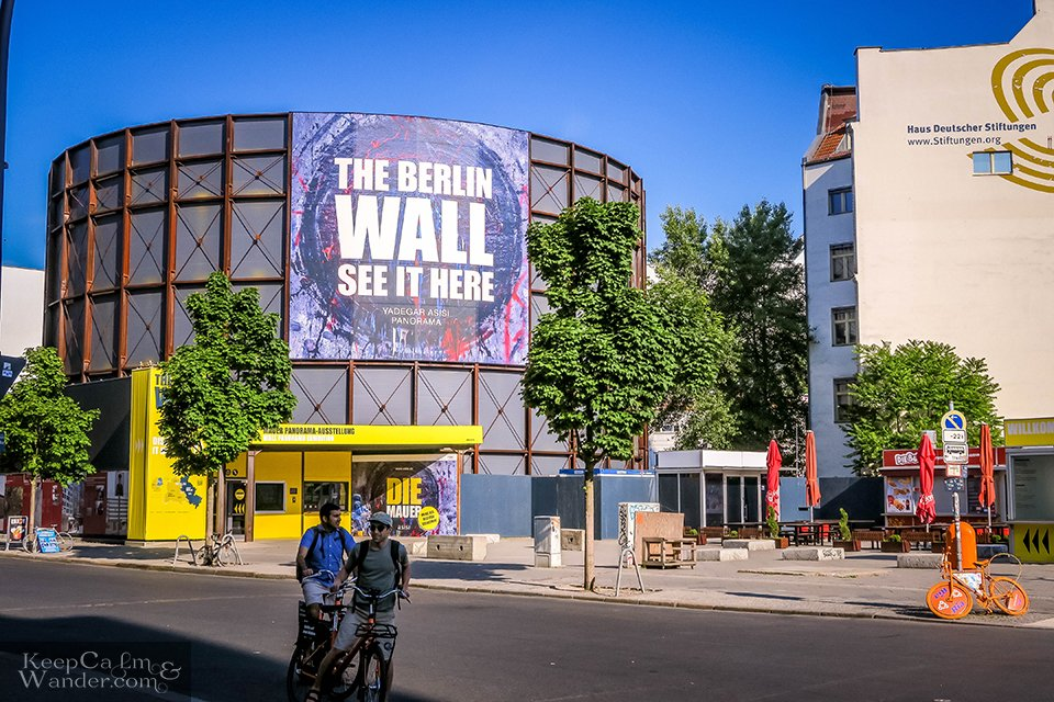 Checkpoint Charlie in Berlin Travel