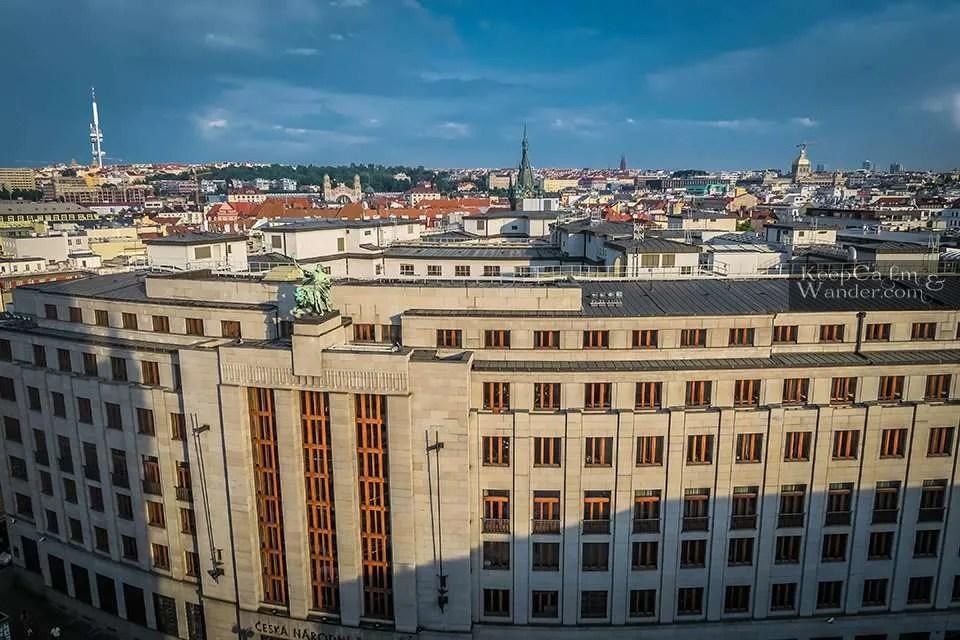 Hotel Prague Hostel Things to do