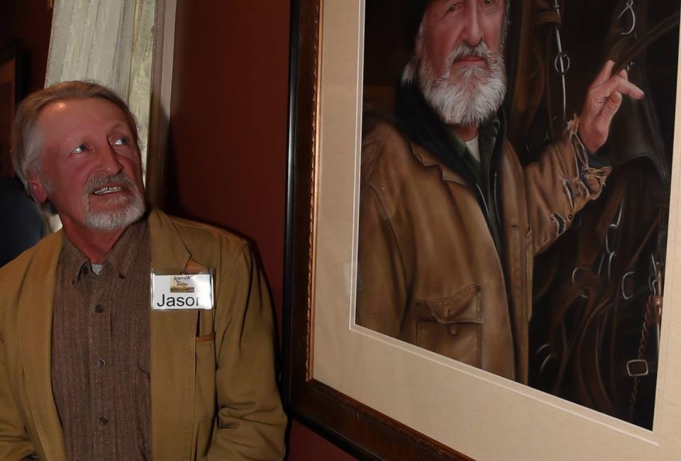 jason and portrait