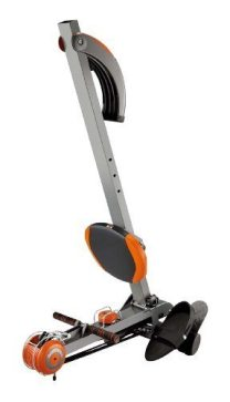 Rowing Machine Vertical Storage