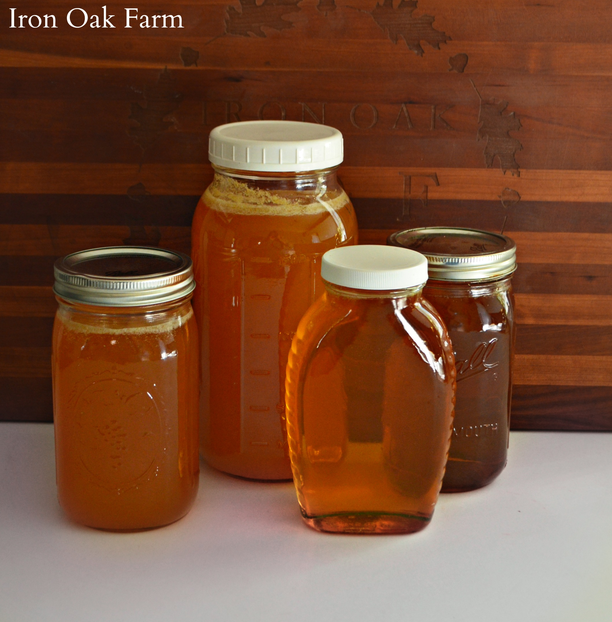 The Canning Bee: Why Honey Doesn't spoil Keeping Backyard Bees