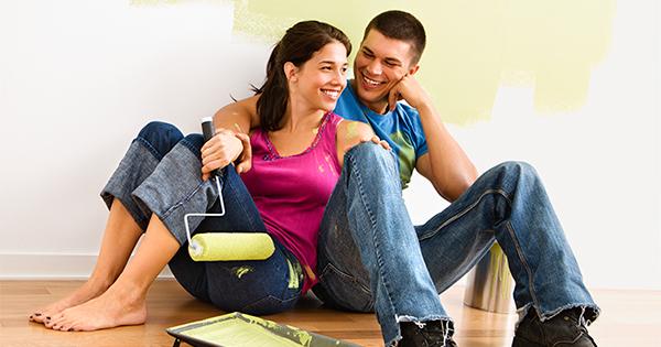 64.2% of Millennials Put Down Less than 20% | Keeping Current Matters