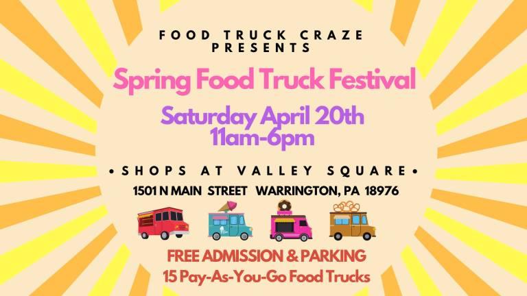 Spring Food Truck Fest