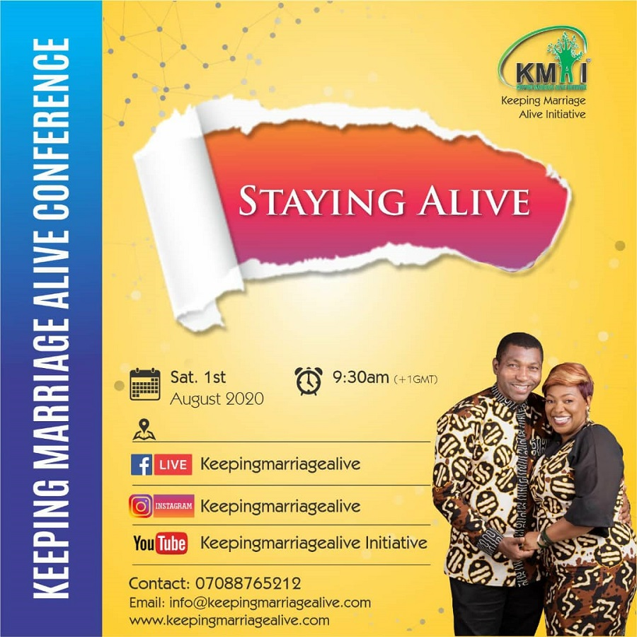 Keeping Marriage Alive Conference
