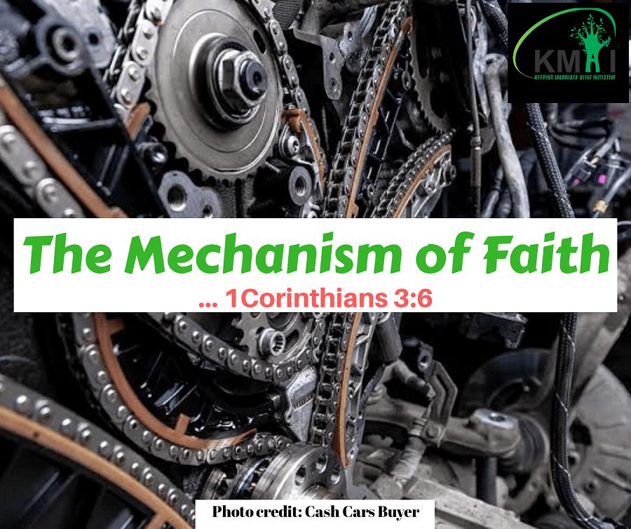 The mechanism of faith