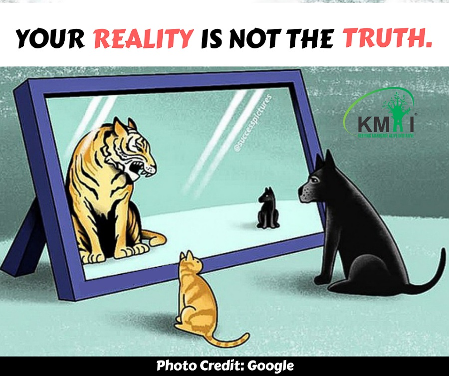 Your Reality is the Truth