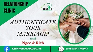 Authenticate your marriage
