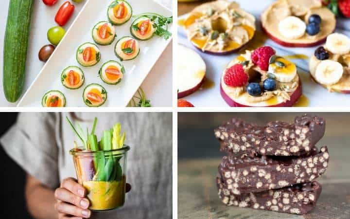 43 Healthy Vegan Snacks for Kids They'll Actually Eat!