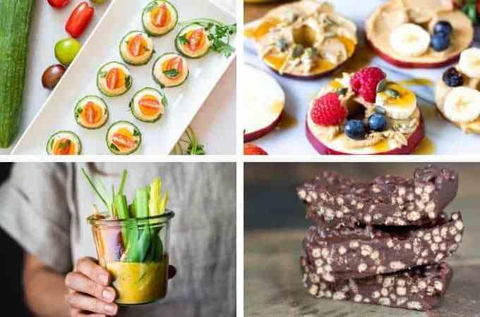 vegan snacks