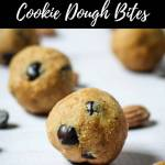 vegan cookie dough pin