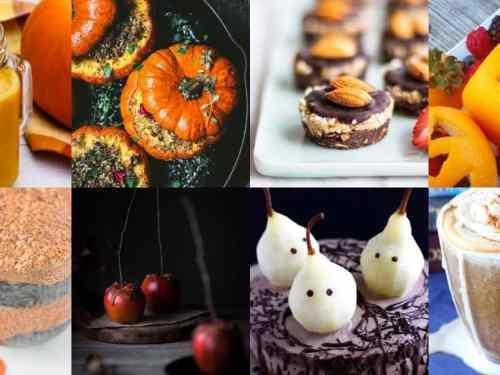 12 Spooktacularly Healthy Vegan Halloween Recipes
