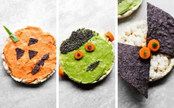 vegan halloween snacks