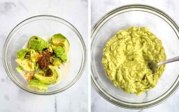 avocado cream ingredients