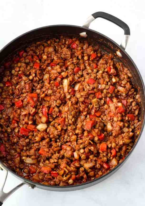 vegan sloppy joes mix