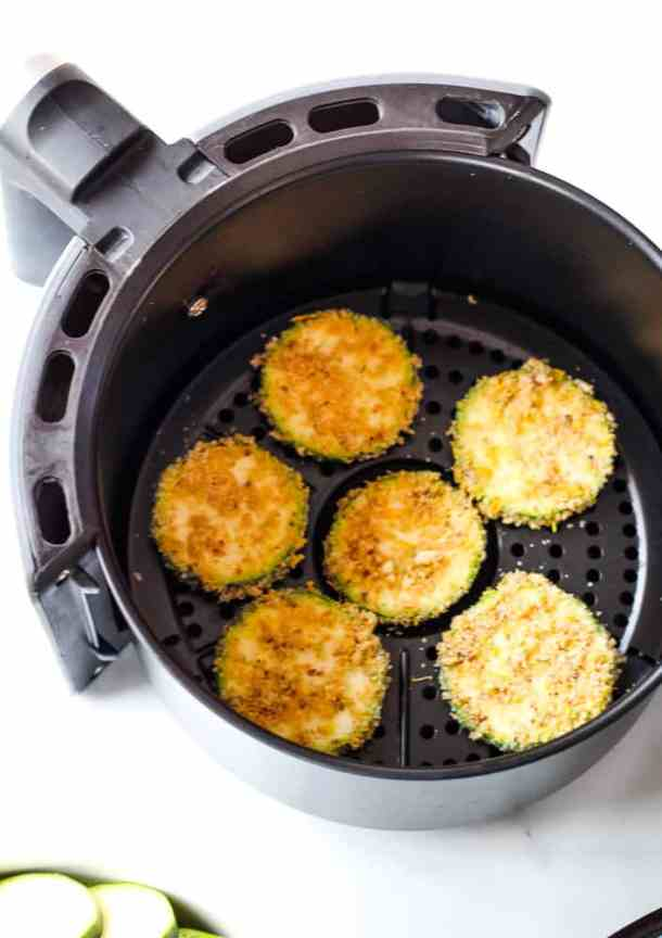 zucchini chips in air fryer