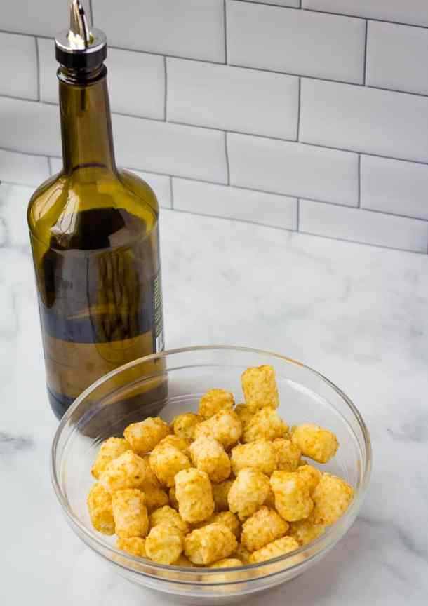 ingredients for air fryer tater tots