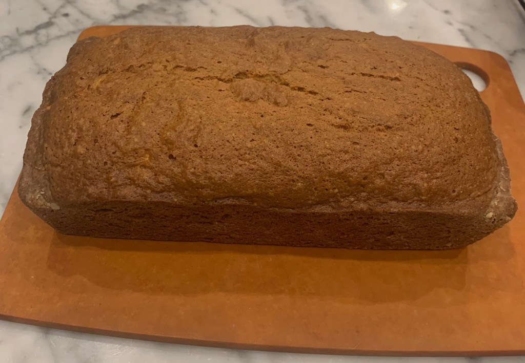 easy banana bread recipe, fast easy recipes with few ingredients