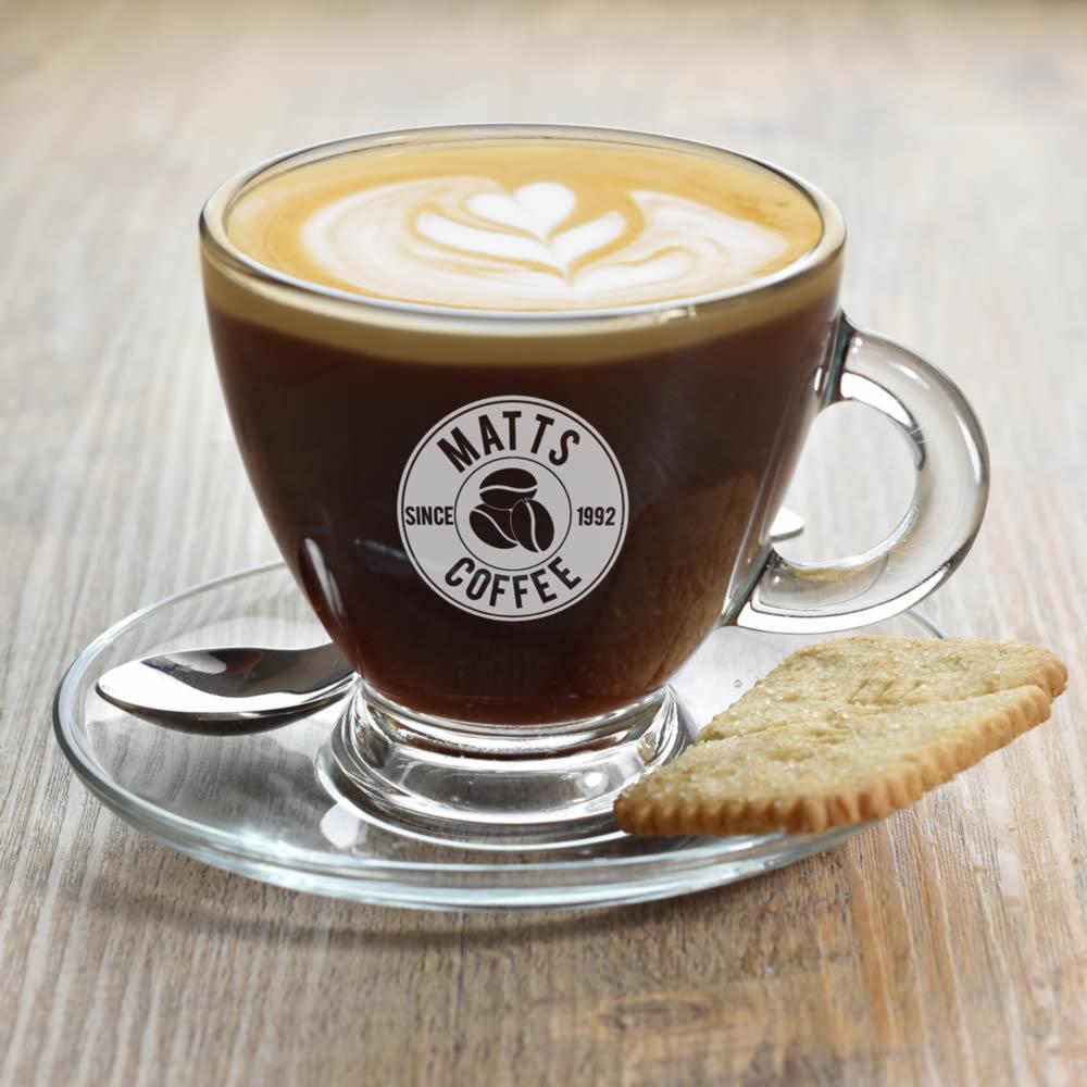 Personalised Coffee Bean Logo Coffee Mug 11213 849
