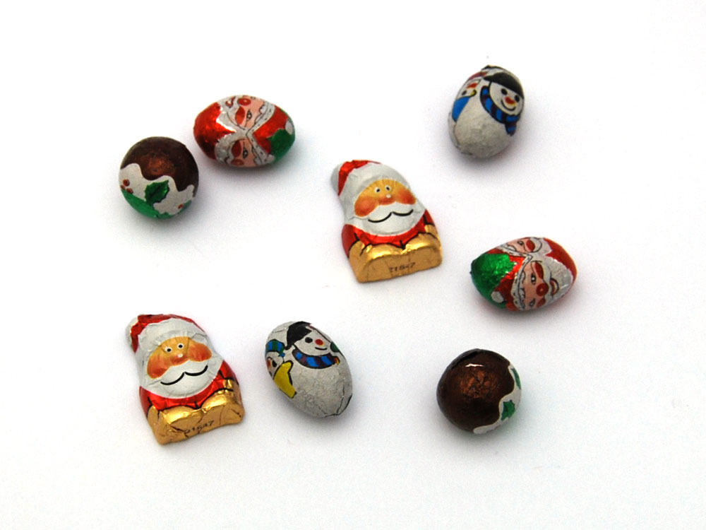 Christmas Favour Small Keep It Sweet