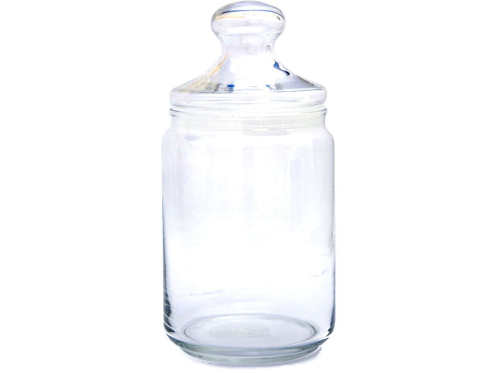Glass Sweet Jar 2ltr