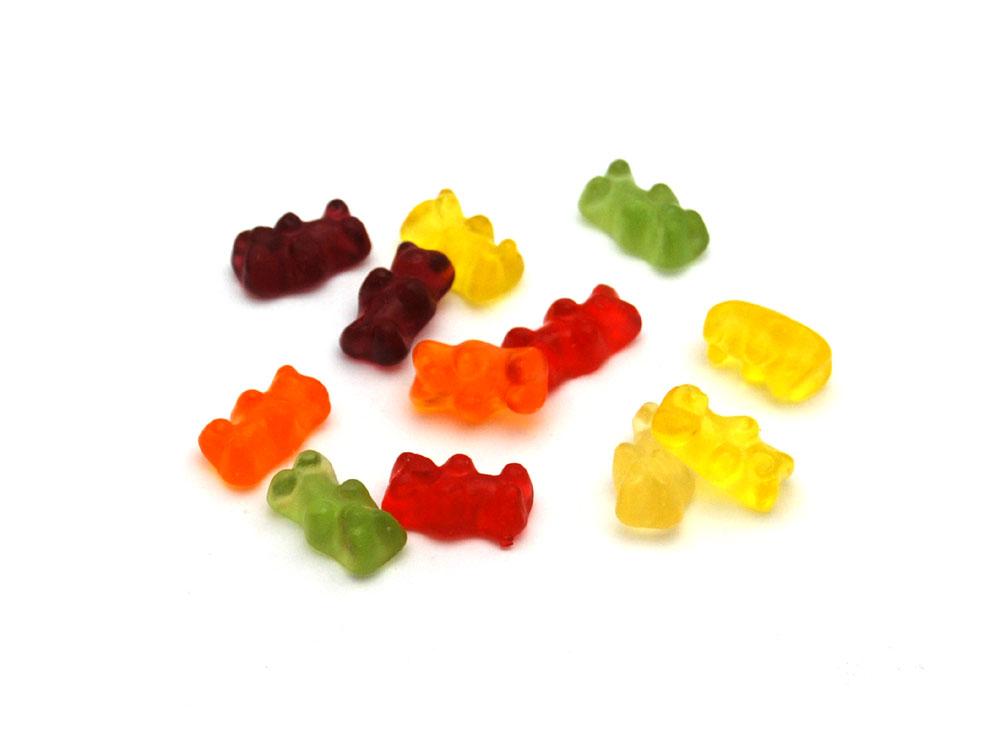 Jelly Teddy Bears