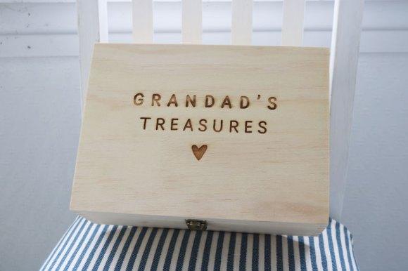 Grandparents Keepsake Box