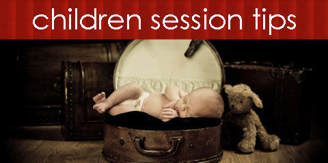 Children Session Tips