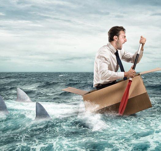 Без паники: 9 статей о том, как выжить в кризис