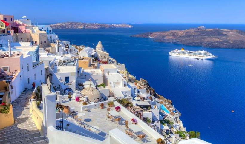 Greece S Five Star Hotels Soar Prices In August 40 000 For Two In