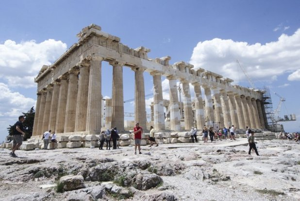 Greece to complete Acropolis restoration with 3D printed elements