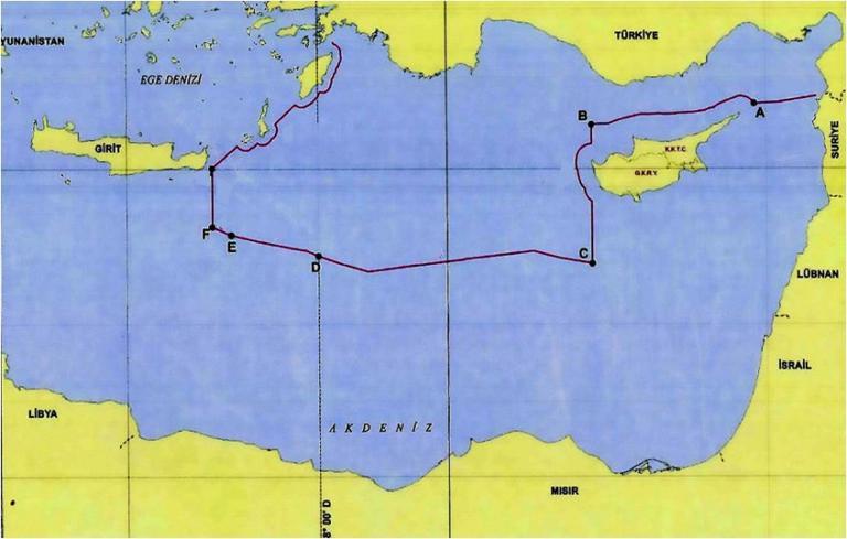 Turkey Eliminates Greece S Kastellorizo In Effort To Delineate