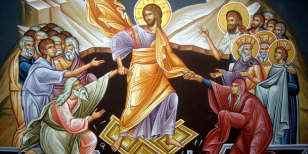 Greek Easter wishes before and after Resurrection: Καλή Ανάσταση ...