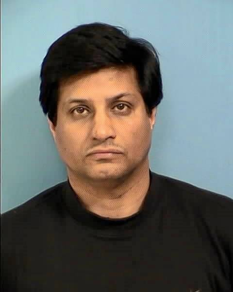 Sandeep Arora of Naperville, appeared at a bond hearing before the Judge. He was charged with felony counts of aggravated criminal sexual assault & aggravated criminal sexual abuse.