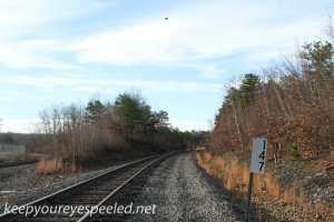 Railroad tracks hike Hazleton Heights  (5 of 47)