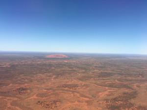Perth to Ulura -47