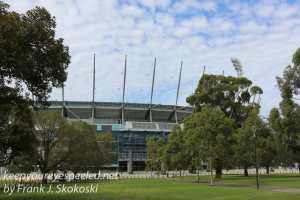 Melbourne Cricket and tennis stadiums -1