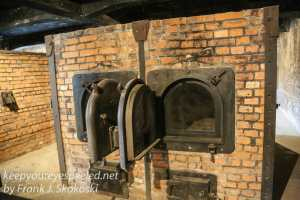 Auschwitz exhibits gas chambers -34