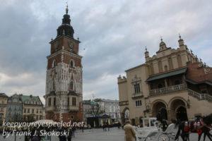 Poland Day Ten Krakow evening walk -16