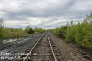 railkroad hike -30