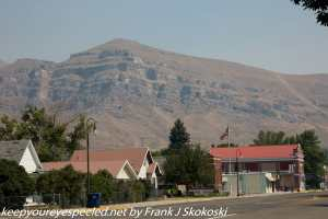 landscape scenery Arco Idaho