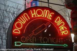 dinner sign Philadelphia