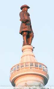 William Penn atop City Hall Philadelphia