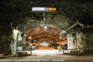 tunnel parking