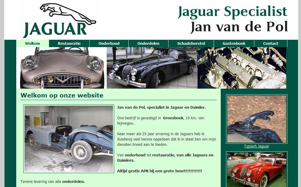 Jaguarspecialist Groesbeek