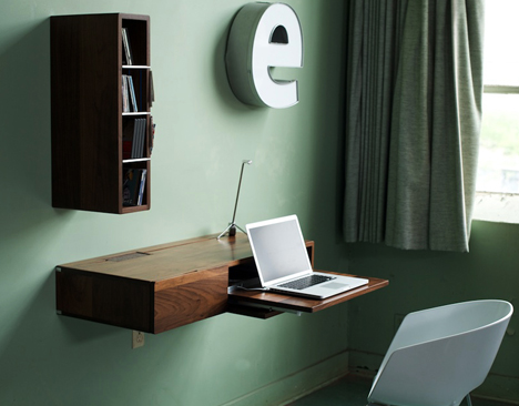 wall-desk-wood-work