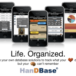 Small Business App Productivity Alert: HanDbase